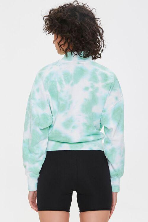 Fleece Tie-Dye Pullover, image 3