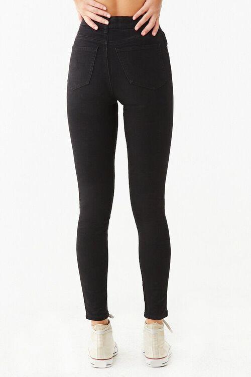 High-Waist Skinny Jeans, image 3