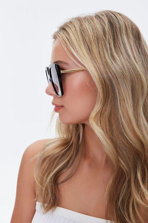 Square Ombre Sunglasses, image 2