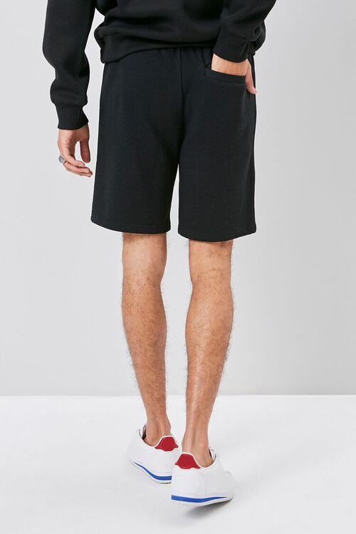 French Terry Drawstring Shorts, image 4