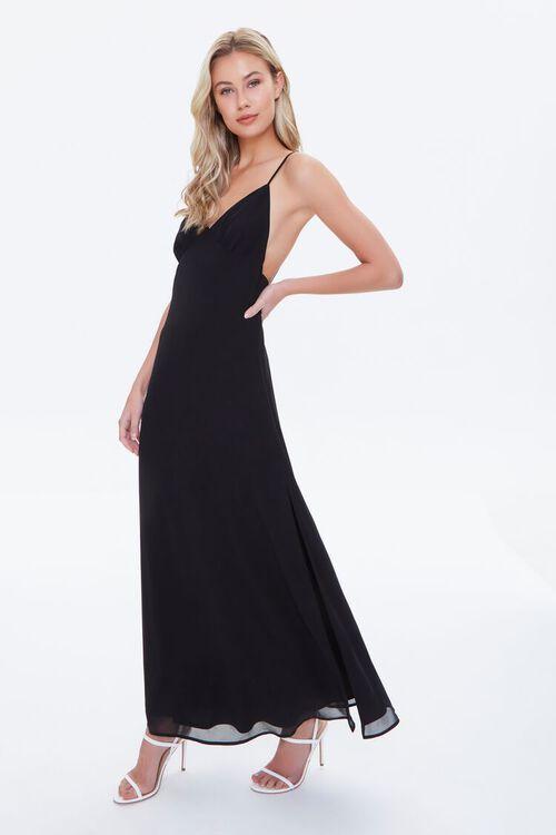 Chiffon Cami Maxi Dress, image 1