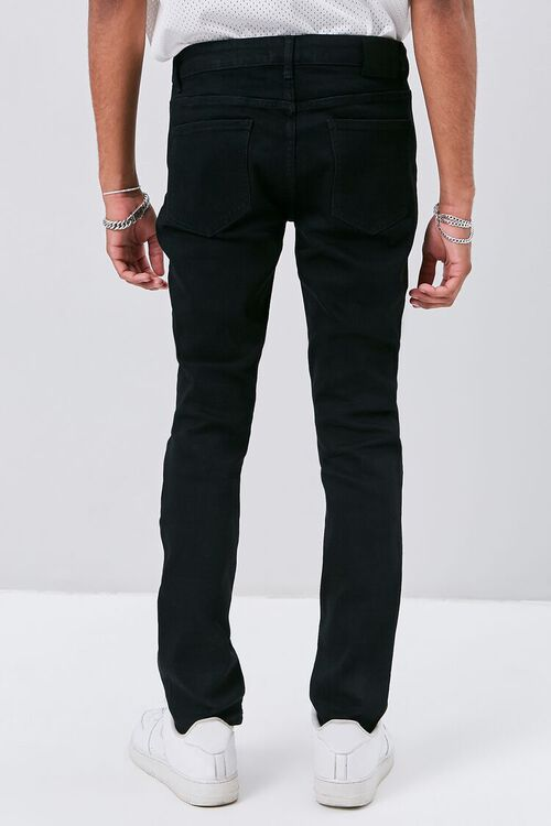 Cross Graphic Skinny Jeans, image 4