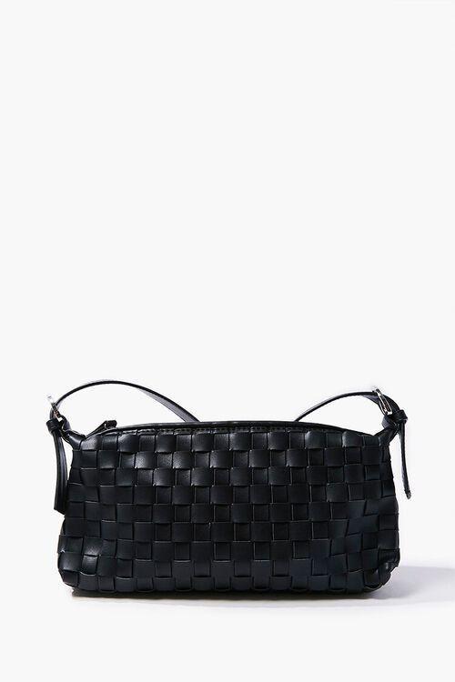 Basketwoven Shoulder Bag, image 2