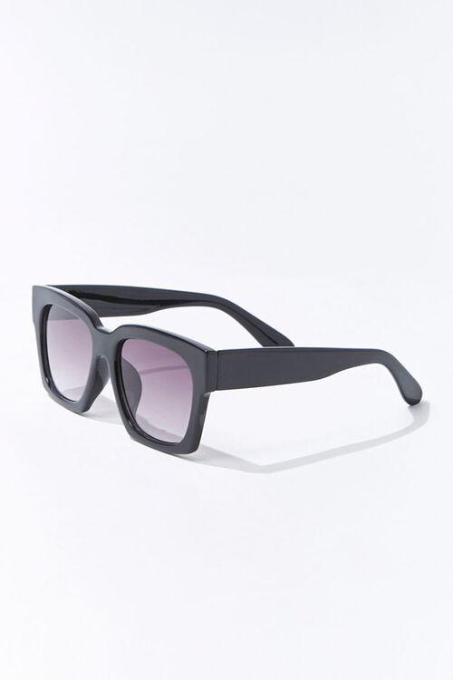 Square Tortoiseshell Sunglasses, image 2