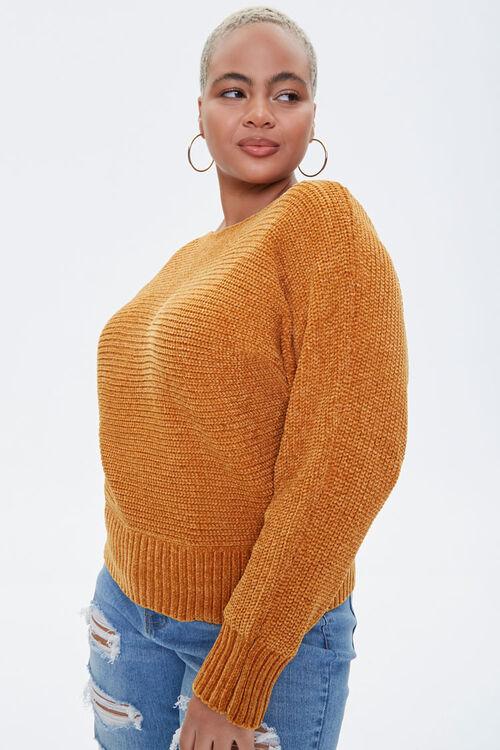 Plus Size Chenille Sweater, image 2