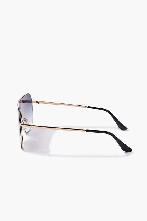 Gradient Shield Sunglasses, image 3