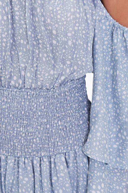 Spotted Off-the-Shoulder Dress, image 5