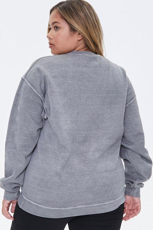 Plus Size Ram Trucks Graphic Sweatshirt, image 3