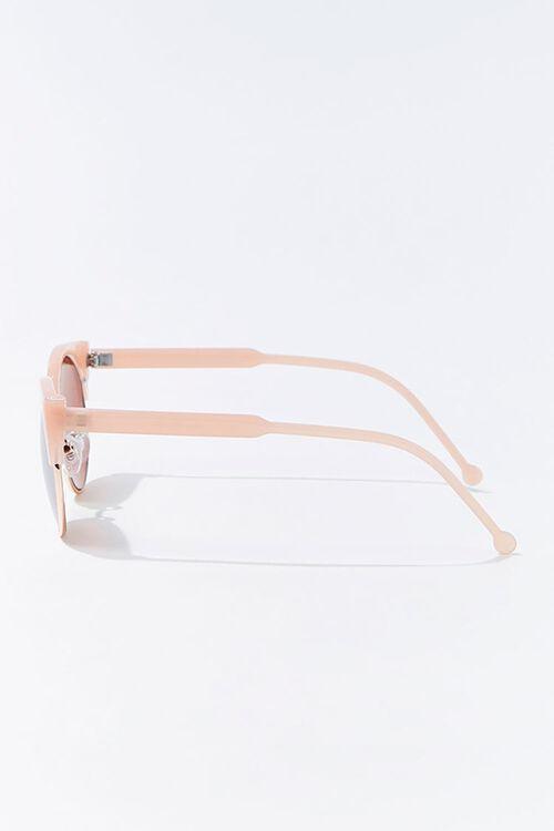 Half-Rim Frame Sunglasses, image 3
