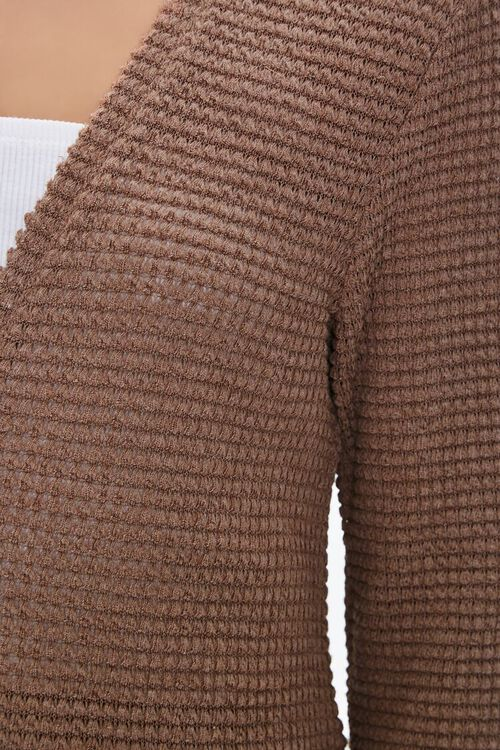 Longline Cardigan Sweater, image 4