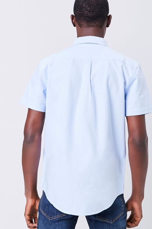 Fitted Embroidered Banana Pocket Shirt, image 4