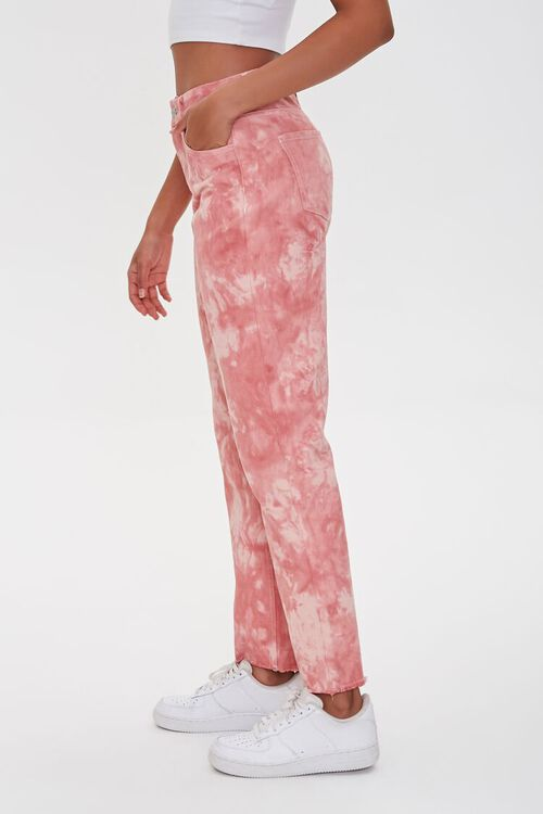 Tie-Dye Ankle Jeans, image 3