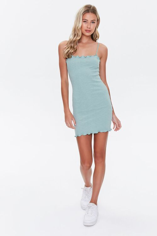 SAGE Bodycon Cami Dress, image 4