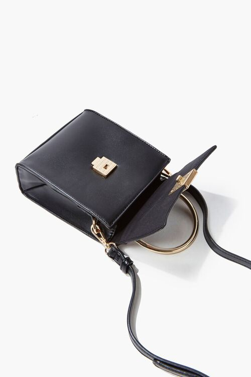 Top Handle Crossbody Bag, image 4