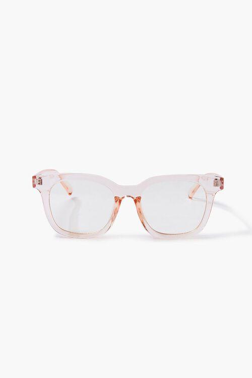 Transparent Reader Glasses, image 1