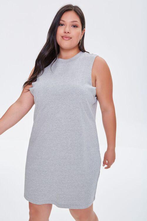 Plus Size T-Shirt Mini Dress, image 5