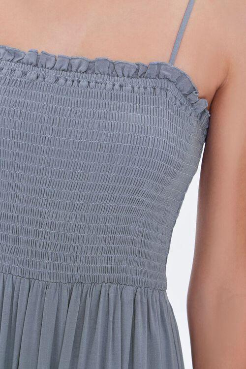Smocked Cami Dress, image 5
