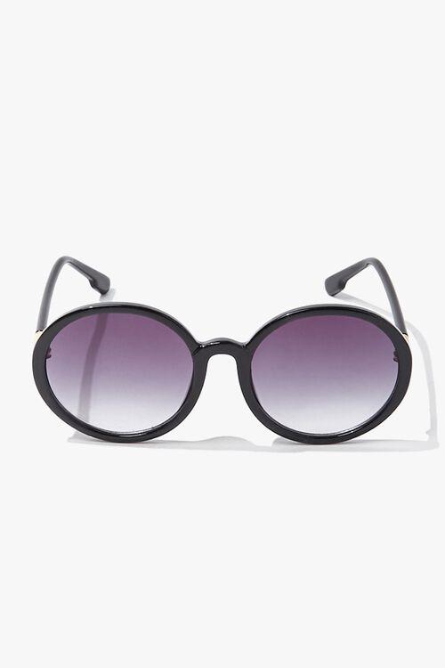 Round Tinted Sunglasses, image 1