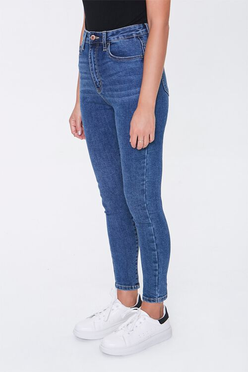 Petite High-Rise Skinny Jeans, image 2