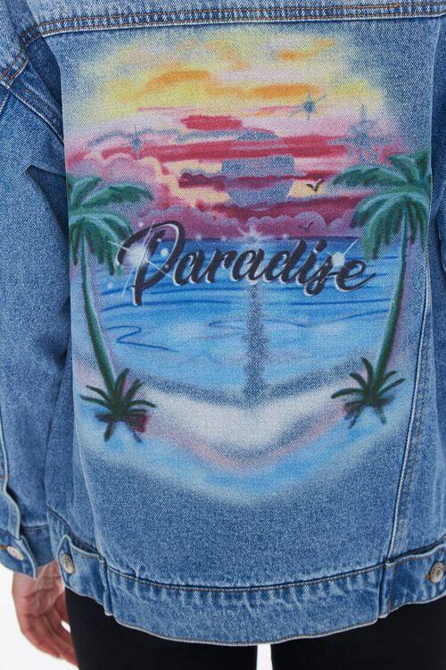 Paradise Denim Jacket, image 5