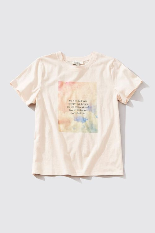 Organically Grown Cotton Tee, image 1