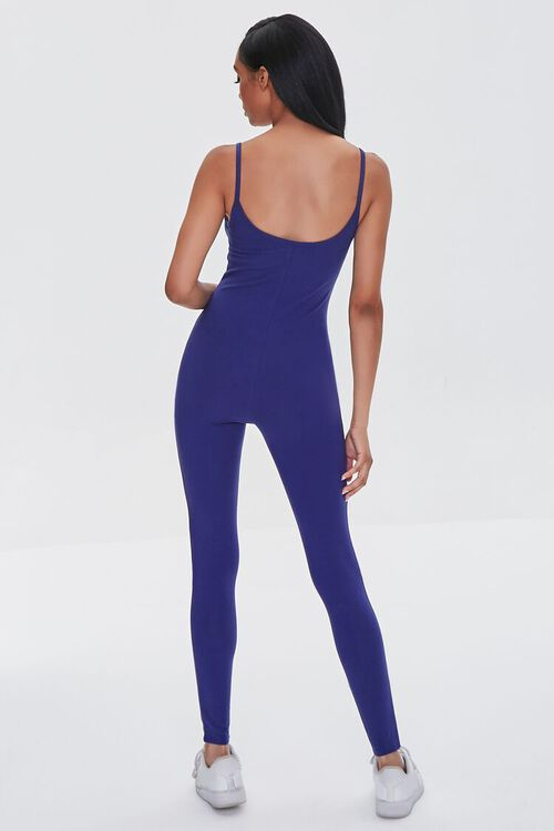 Cotton-Blend Cami Jumpsuit, image 3