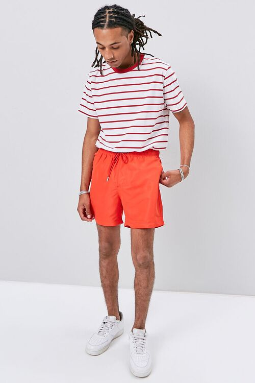 Drawstring Swim Trunks, image 5