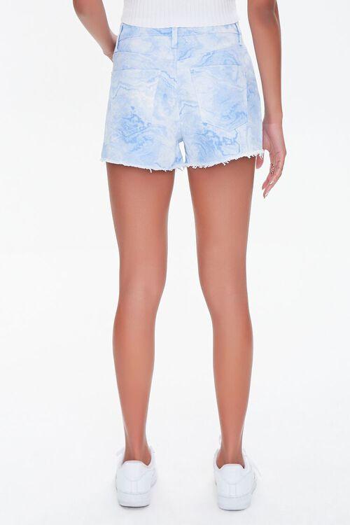 Tie-Dye Wash Twill Shorts, image 4