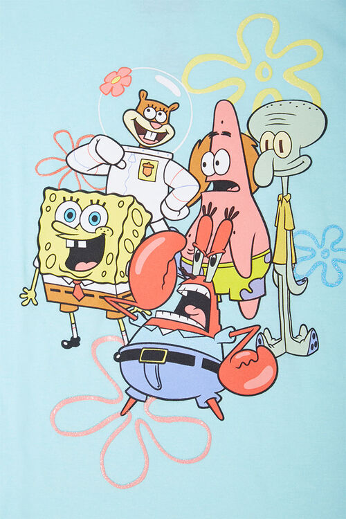 Girls SpongeBob SquarePants Tee (Kids), image 3