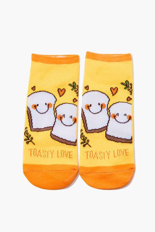 Toasty Love Ankle Socks, image 2