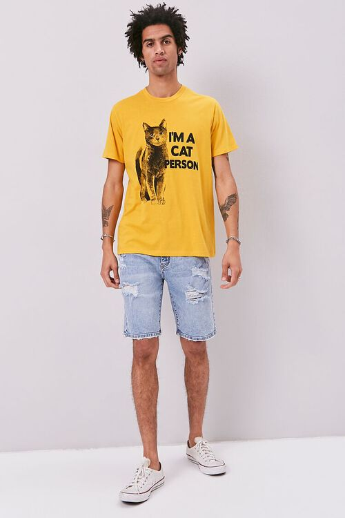 Cat Person Graphic Tee, image 4