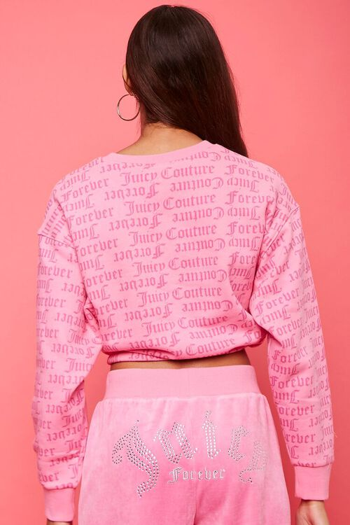 Juicy Couture Fleece Pullover, image 3