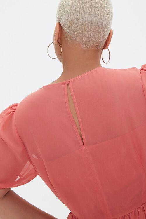 Plus Size Tiered Midi Dress, image 5