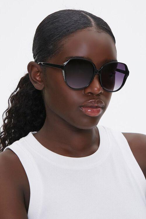 Gradient Square Sunglasses, image 1