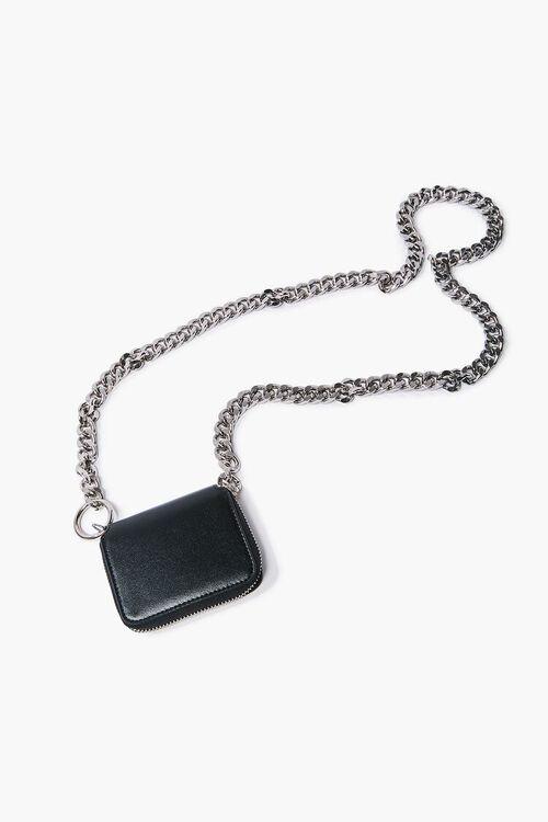 Chain-Strap Coin Purse, image 3