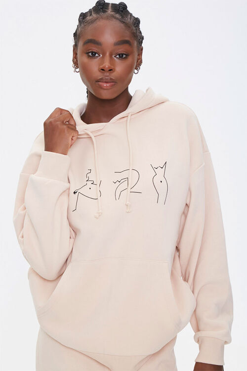 Stand Up To Cancer Graphic Hoodie, image 6