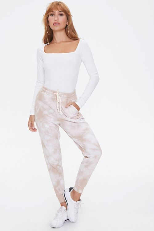 Cloud Wash French Terry Joggers, image 5
