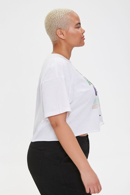 Plus Size Ashley Walker Black History Month Tee, image 2