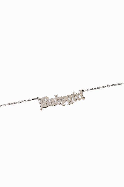 Babygirl Pendant Necklace, image 1