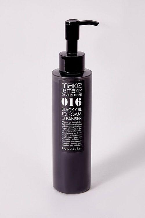 Black Oil To Foam Cleanser, image 1