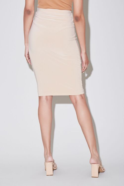 Knotted Pencil Skirt, image 4