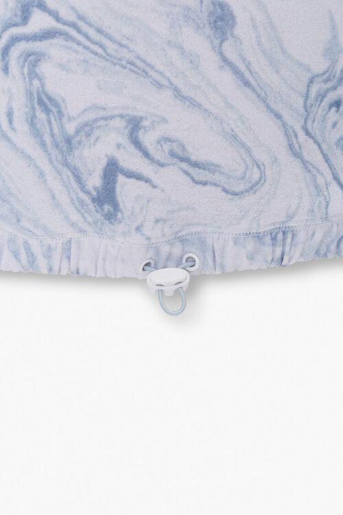 Active Marble Wash Drawstring Top, image 5
