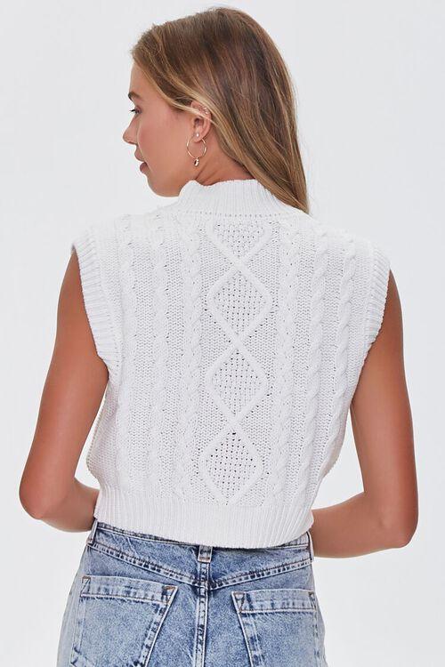 Mock Neck Sweater Vest, image 3