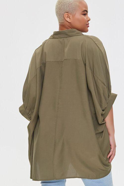 Plus Size Shirt Tunic, image 4