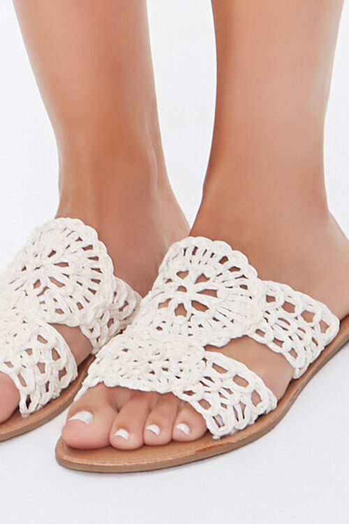 Crochet Flat Sandals, image 5