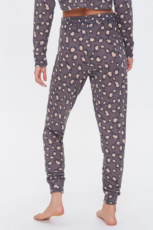 Leopard Print Lounge Pants, image 4