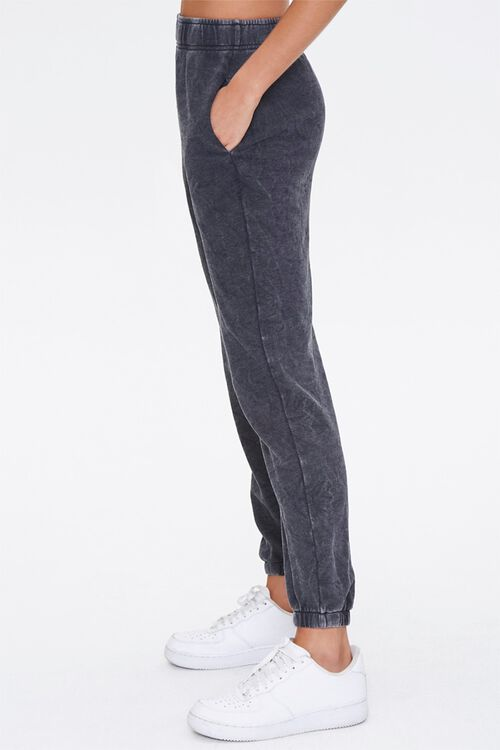 French Terry Mineral Wash Joggers, image 3