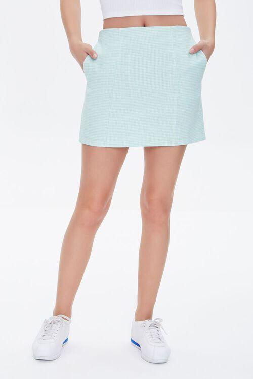 Striped Mini Skirt, image 2