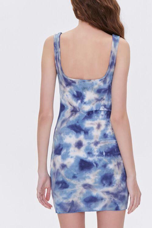 Tie-Dye Bodycon Dress, image 3