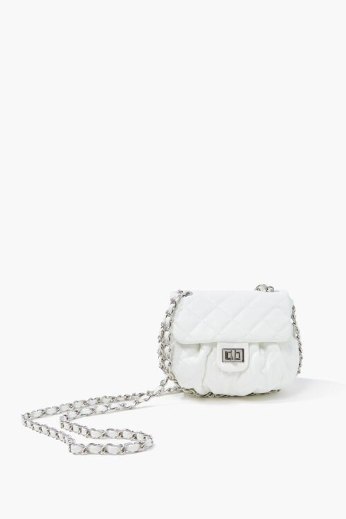 Quilted Crossbody Bag, image 4